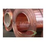 Oxygen Free Cast Copper Silver Strips With O , 1/4H , 1/2H , H Temper