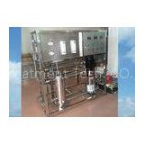 Household RO Industrial Water Filtration System / Water Purification Plant