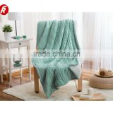 home textile hot sale printed super soft printed polar fleece baby blanket made in china