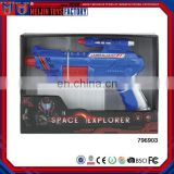2017 hot sale New toys B/O space gun for kids electronic gun