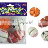 Ball-shaped Yo-yo(4 PCS),plastic yoyo