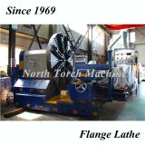 China Professional Flange Turning Lathe Machine