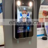 New Design Smart No Touch Face Detection Pblic Transport Digital Walk Through Thermal Body Scanner