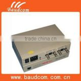 RS232/RS422/RS485 2E1 Time slot ADD/DROP BNC to IP Converter