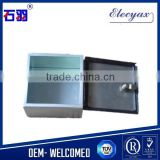 Steel electric enclosure SS134/Small junction enclosure/Wall mount metal box for waterproof