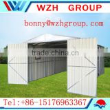 10*20feet car shed / car parking shed