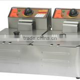 Electric bottom price broaster pressure deep fryer