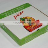 high quality food grade pizza box, white kraft pizza box for sale, packaging paper pasta box