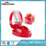 Hot Sale Strawberry Section Cutter Kitchen Craft Fruit Tools Convenient Slicer Accessories