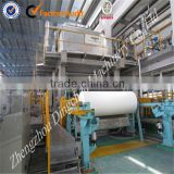 Top Grade Cultural Paper and News Paper Production Machine with Muti-cylingder Production Line