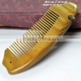 Wholesale Natural Wood Small Comb Hair Wood Comb