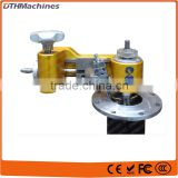 Mini facer portable flange facing machine tdf flange forming machine