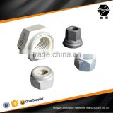 carbon steel nylon insert lock nut (DIN985)