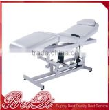 Salon furniture remote control electric massage bed professional portable beauty salon facial bed