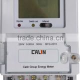 Single Phase Smart AMR energy meter with PLC communication                                                                                                         Supplier's Choice