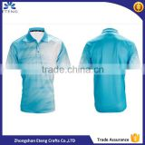 Wholesale double sides printing t-shirts,dye sublimation printed t-shirt
