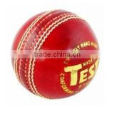 Leather 2 and 4 Pcs. Cricket Ball