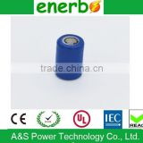 Super quality electric bike battery with 3.2V 50mAh rechargeable lithium battery lifepo4