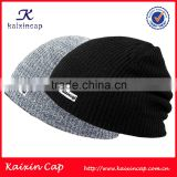 Hot sale cheap beanie cap design your own custom 100% Acrylic sport beanie cap wholesale knitted urban men winter hats                                                                         Quality Choice