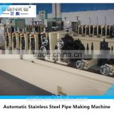 newest top technology carbon steel welded pipe making machine for various sizes of pipes