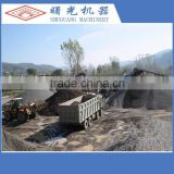 High-end fabrication material artificial marble production line