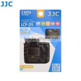 JJC PET LCP-D5 Clear LCD Screen Protector Cover Guard Shield Protective Film for NIKON D5