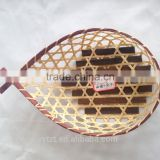 bamboo fruit basket for home storage