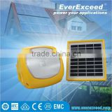 EverExceed solar rechargeable lantern Solar power Lamps for home