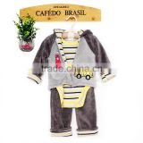 icing ruffle coat color combination set wholesale kids leggings