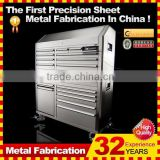 32 Years Experience Garden Heavy Duty Metal Workshop Stainless Steel Tool Cabinet                                                                         Quality Choice