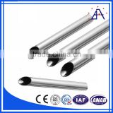 Brilliance factory price with ISO9001 standard threaded aluminum tube