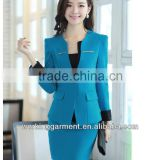 2013 hot sell and new design and comfortable women work wear uniforms