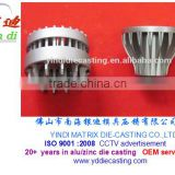 High quality aluminum alloy die cast led lamp heat sink lamp cup lighting fittings parts
