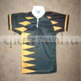 wholesale high quality sublimation blank rugby shirts