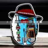 TOURIST SOUVENIR Argentina PVC FRIDGE MAGNET,Customized cities fridge magnet,3D resin fridge magnets ---DH20205                                                                         Quality Choice