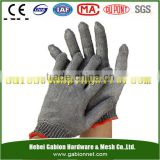 stainless steel wire mesh safety glove / electrical safety gloves
