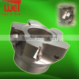 90 degree Square Face Mill Head use for Milling Tool Holder