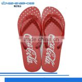Beauful eva rubber summer beach slipper flip flops