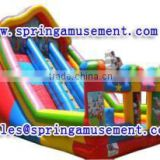 outdoor high quality and cheap inflatable slide, inflatables, inflatable water slide SP-SL111