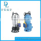 float switch centrifugal submersible pump