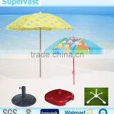 Folding Reclining Beach Mini Umbrella