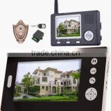 KO-VD100 2.4GHz Digital Frequency Hopping and Encryption Technology Video Door Phone