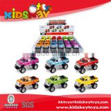 High quality Pickup trucks toys kids toy metal car toys pull back car