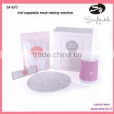 2015 new designs fashionable fruit vegetable face mask maker ,DIY facial mask making beauty machine