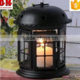 Wholesale Christmas Decorative metal lanterns candle holders