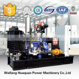 rated power 10kw gas generator factory direct sale
