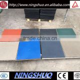 China factory recycled horse rubber tiles, rubber crumb stable rubber floor                                                                         Quality Choice
