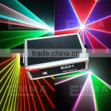 Mini Stage Lighting Moving Laser Projector Effect 5W Color LED Crystal Voice-activated RGB Light DJ Controller