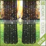 Ready made curtain supplier Beautiful wholesale Luxury printed shower curtain