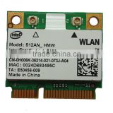 Wi-Fi Link 5100 WLAN SANS FIL CARTE CARTE RESEAU MINI PCI-E 512AN_HMW 0H006K 5100 D34 For Dell